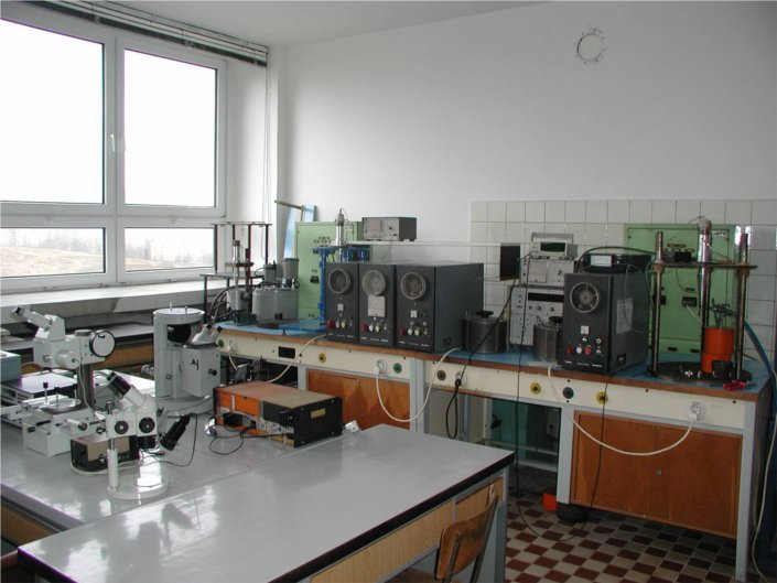 Laboratórium únavy materiálov
